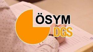 2021 DGS sınav yerleri belli oldu mu?