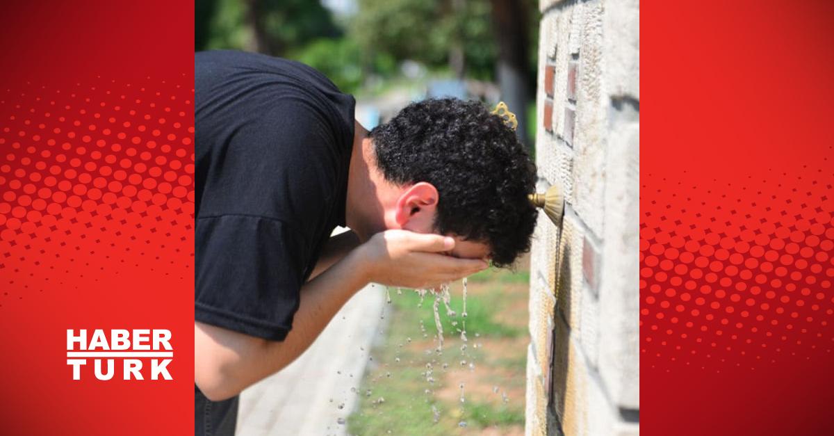 42 dereceyi gören Adana'da vatandaşlar: Sıcağı görmeyince hasta oluyoruz