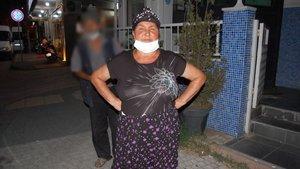 55 yaşındaki kadına bıçaklı saldırı!
