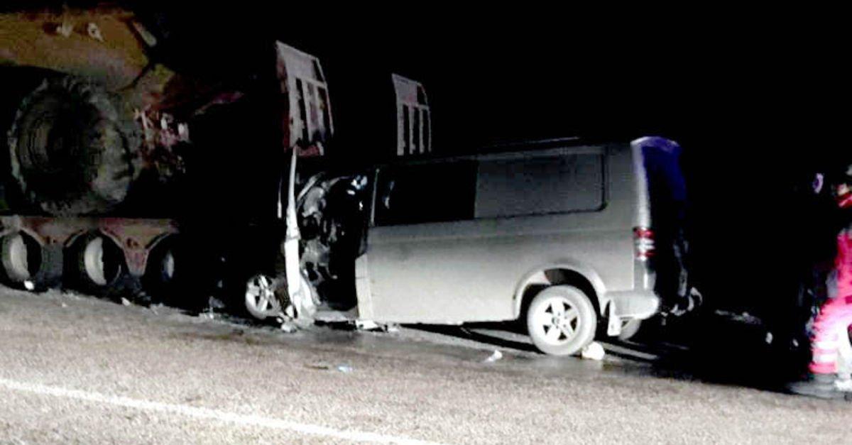 6 gencin öldüğü kazada karar çıktı