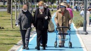 65 yaş üstü sokağa çıkma yasakları değişti!