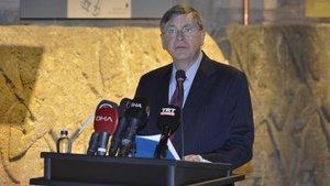 ABD Büyükelçisi'ne Gara delilleri sunuldu