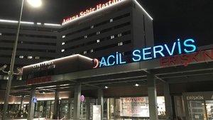 Adana'da bekçiye pompalı saldırı