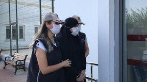 Adana'da yakalanan kadın terörist bu evde saklanmış!