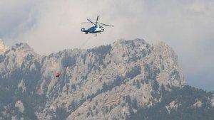 Adana yangını kontrol altına alındı