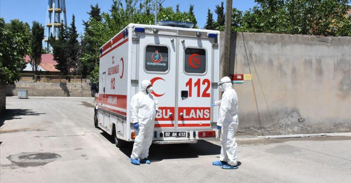 Adıyaman'da 9 ev karantinaya alındı