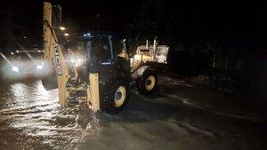 Akçakoca'da su baskını