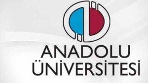 Anadolu Üniversitesi AÖF sınav giriş ekranı!