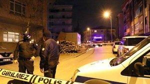 Ankara'da üç katlı bina boşaltıldı