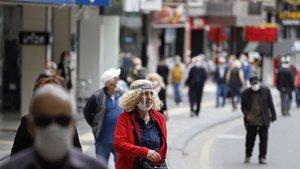 Ankara'da ve İstanbul'da 65 yaş üstüne kısıtlama!
