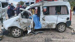 Ankara ve İzmir'de kaza: 2 ölü