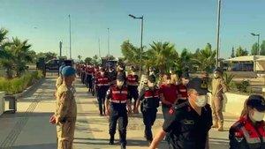 Antalya'da suç örgütü operasyonu: 24 tutuklama