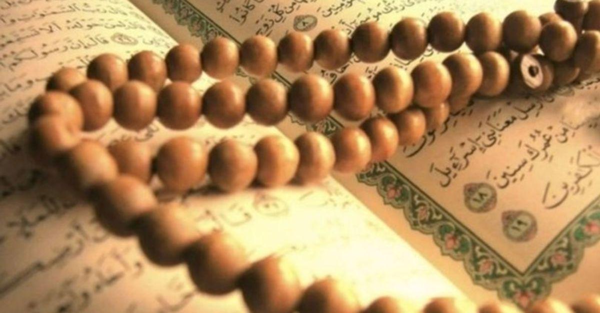 Arefe günü nasıl tesbih çekilir?