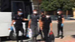 Aydın'da 5 DEAŞ'lıya gözaltı
