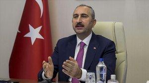 Bakan Gül'den 'anayasa' açıklaması