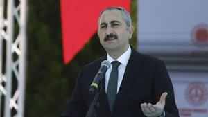 Bakan Gül'den yeni yargı yılı için 'güçlendirme' mesajı