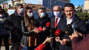 Bakan Pakdemirli: Hortum evlerin içlerine kadar girdi