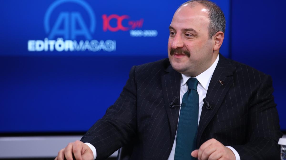 Bakan Varank Türkiye'nin uzay programıyla ilgili detayları açıkladı