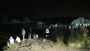 Balık tutmak için girdiği Dicle Nehri'nde kayboldu