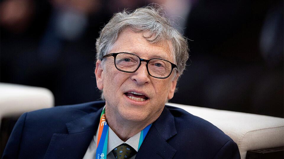 Bill Gates 2022'nin sonuna işaret etti