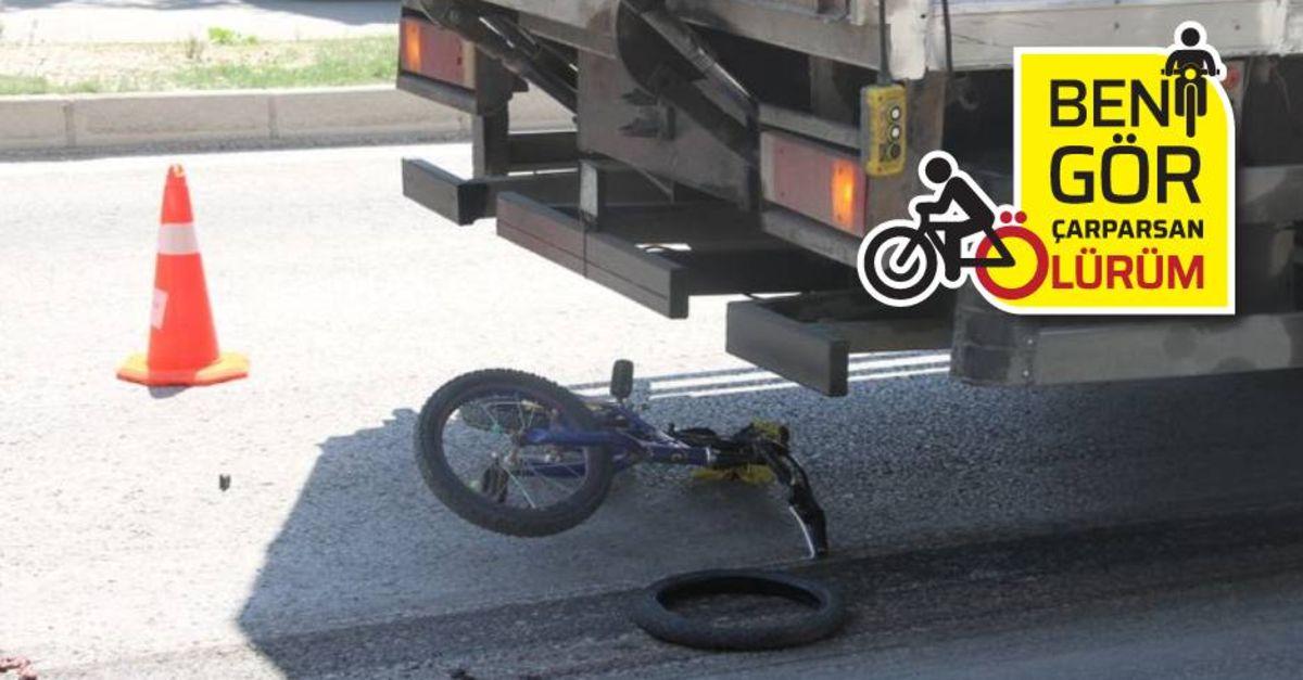 Bisikletli Ali de trafik kurbanı