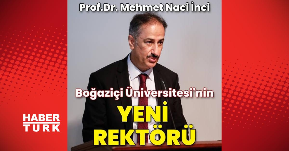 Boğaziçi Üniversitesi rektörü belli oldu