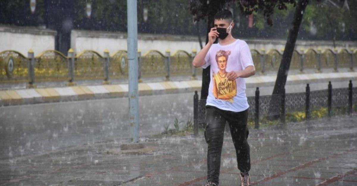 Bugün İstanbul'da hava nasıl, yağış var mı?