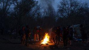 Bulgar polisinden sığınmacılara darp iddiası!