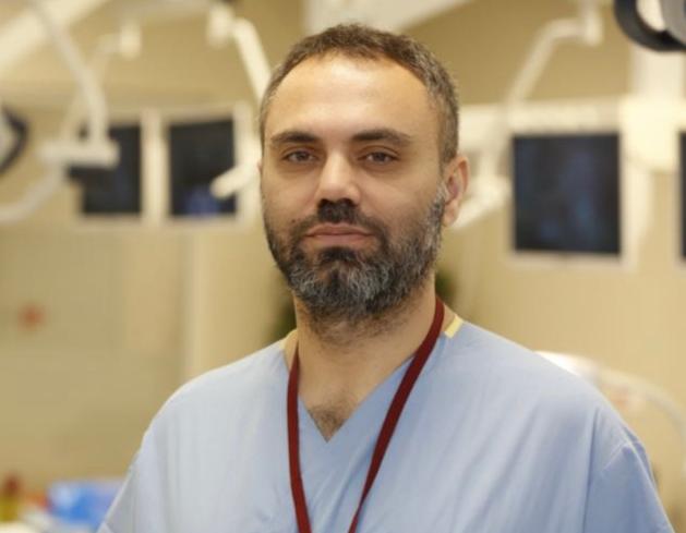 Burun Estetiği Uzmanı Op. Dr. Yunus Kaplan