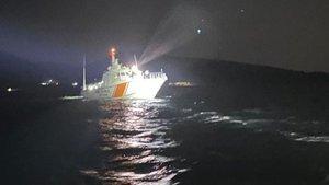 Çatalca'da tekne battı: 2 kişi kayboldu
