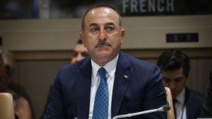 Çavuşoğlu, Tunuslu mevkidaşı ile görüştü