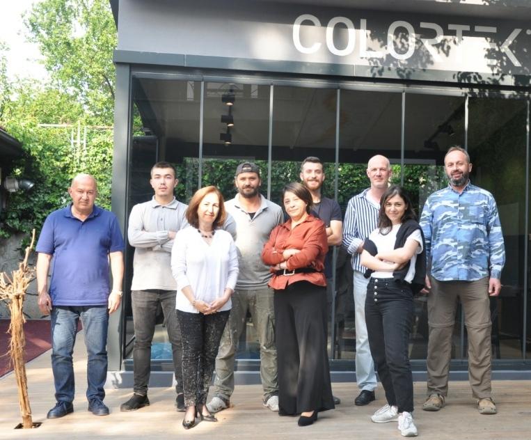 Colortek Türkiye cemiyet, sanat ve spor dünyasını bir araya getirmeye hazırlanıyor