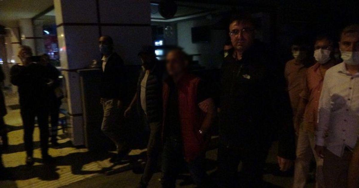 Çorum'da 4 kişiyi rehin alan zanlı, polise teslim oldu