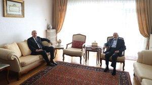 Cumhurbaşkanı Erdoğan'dan Asiltürk'e ziyaret
