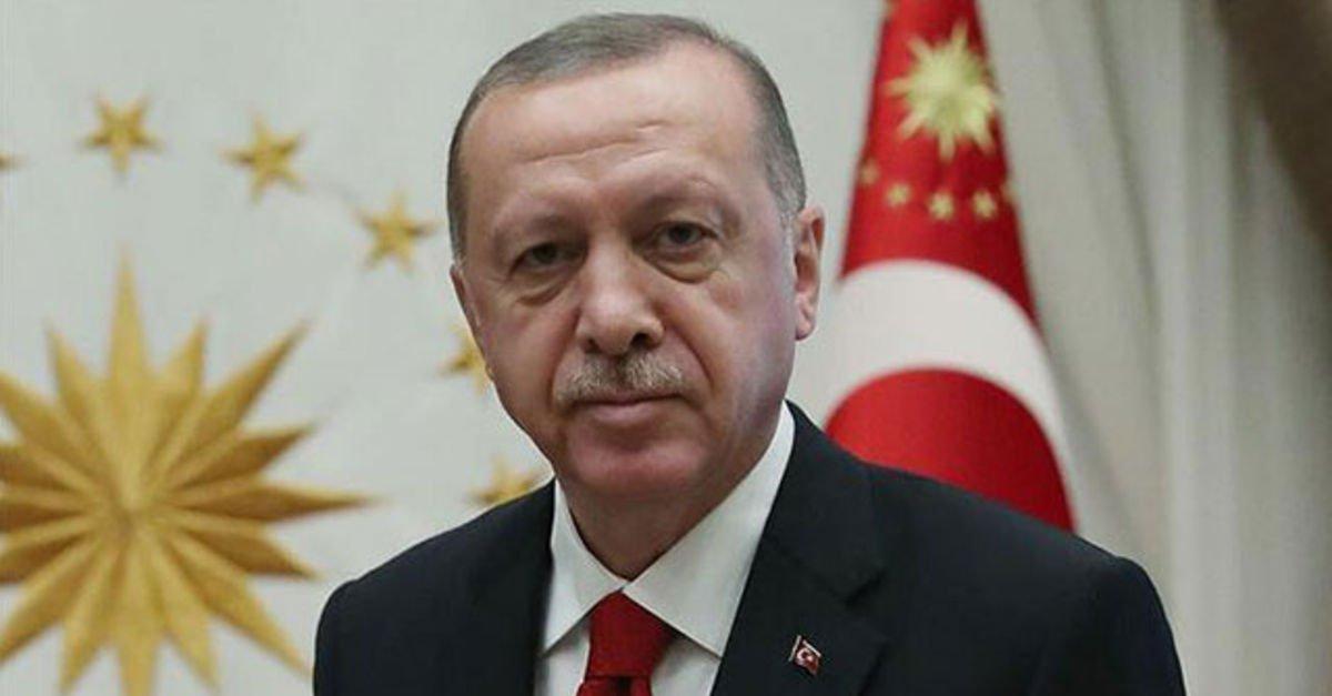 Cumhurbaşkanı Erdoğan'dan av sezonu mesajı