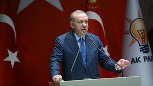 Cumhurbaşkanı Erdoğan'dan Muharrem İnce yorumu: Parçalanmaya başladılar