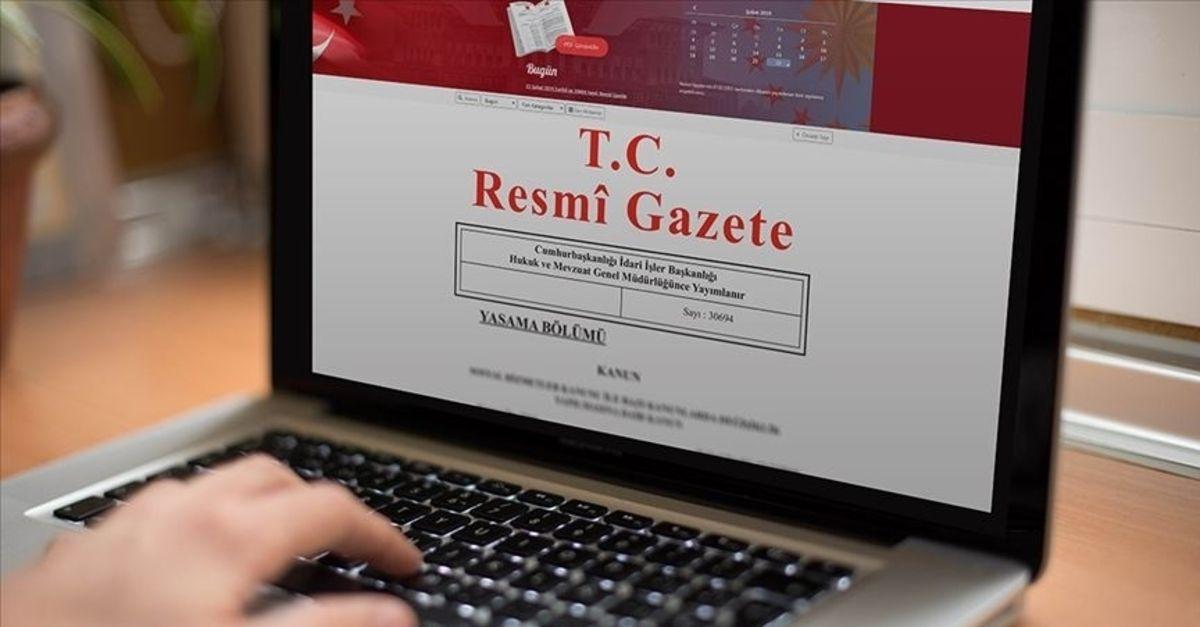 Cumhurbaşkanı Erdoğan'dan 'suç gelirleriyle mücadele' genelgesi