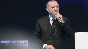 Cumhurbaşkanı Erdoğan'dan teşekkür konuşması
