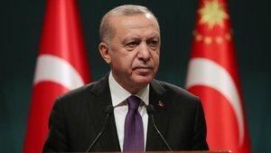 Cumhurbaşkanı Erdoğan'dan yeni Anayasa çağrısı