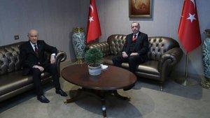 Cumhurbaşkanı Erdoğan, MHP lideri Bahçeli'yi ziyaret edecek