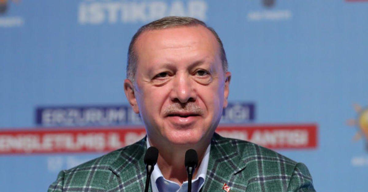 Cumhurbaşkanı Erdoğan: Millete rağmen hareket edilmez