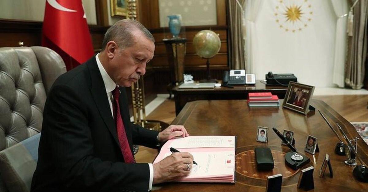 Cumhurbaşkanı kararı ile 6 fakültenin adı değişti