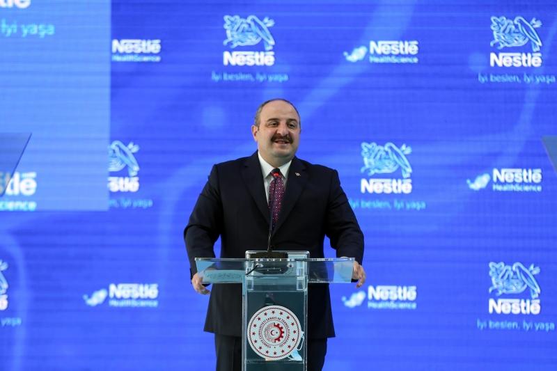 Cumhuriyet Tarihinin İlk Uluslararası Yatırımcılarından Nestlé'den Yeni Bir İlk!