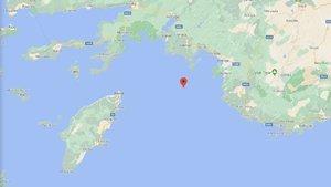 Dalaman'da 4,2 büyüklüğünde deprem!