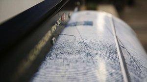 Datça açıklarında 3,9 büyüklüğünde deprem
