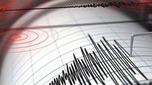 Datça'da 4.1 büyüklüğünde deprem!
