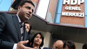 Demirtaş'a, Cumhurbaşkanına hakaretten hapis cezası