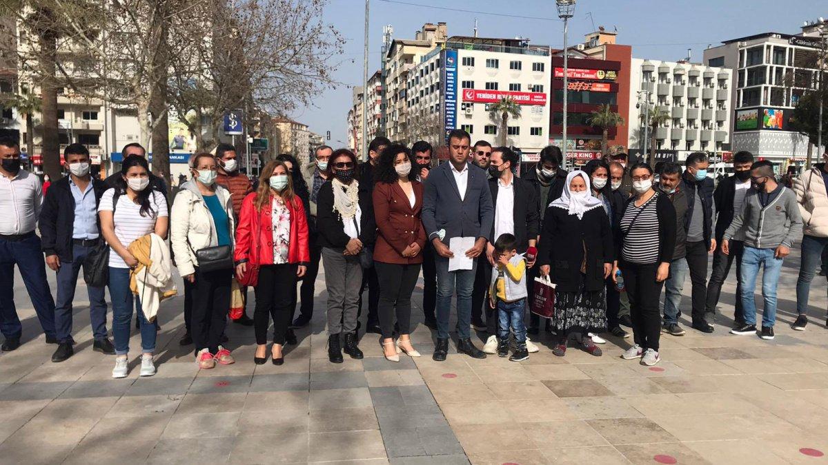 Denizli'de CHP'den istifa eden 40 kişi, Memleket Hareketi'ne katıldı