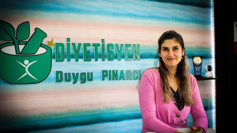 Diyetisyen Duygu Pınarcı Kimdir