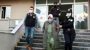 Doktora saldıran kişi yakalandı